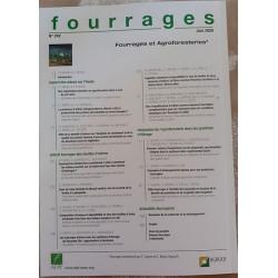Fourrages et agroforesteries