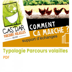 Typologie Parcours Volaille